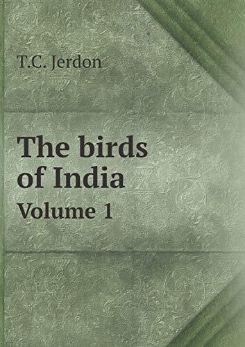 9785518701892: The Birds of India Volume 1