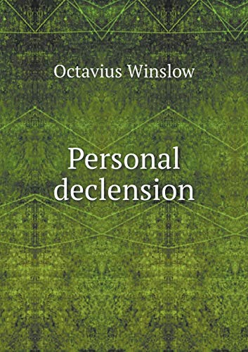 9785518717329: Personal declension