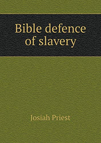 9785518730328: Bible defence of slavery