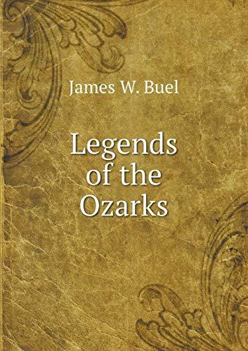 9785518732926: Legends of the Ozarks