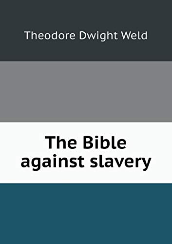 9785518736863: The Bible against slavery
