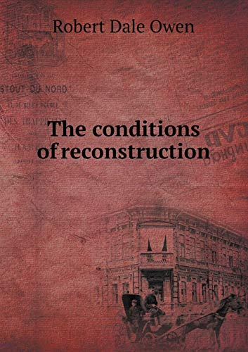 9785518755550: The conditions of reconstruction