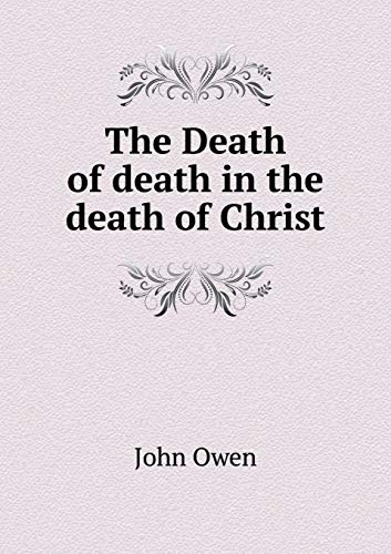 9785518763548: The Death of death in the death of Christ
