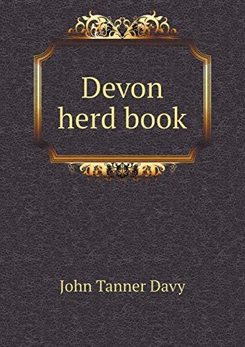9785518788800: Devon herd book