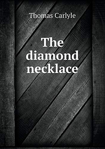 9785518875111: The diamond necklace