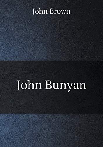9785518887725: John Bunyan