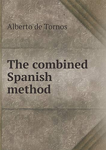 9785518892118: The combined Spanish method
