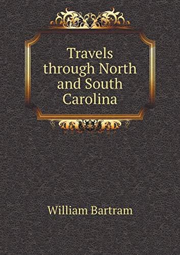 9785518895935: Travels through North and South Carolina
