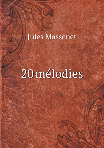 9785518933453: 20 mélodies (French Edition)