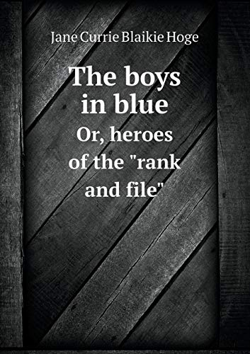 9785518933668: The boys in blue Or, heroes of the