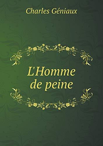 9785518937673: L'Homme de Peine