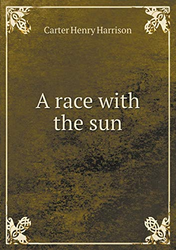 Race To The Sun Book
