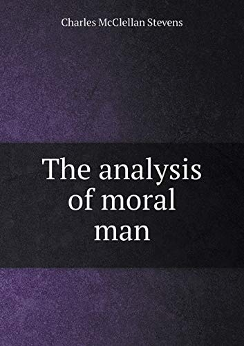 9785518950528: The analysis of moral man