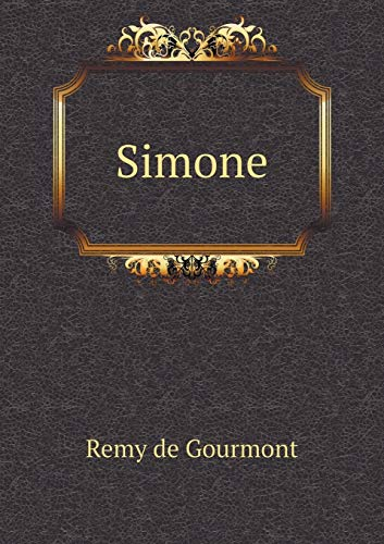 9785518975620: Simone (French Edition)