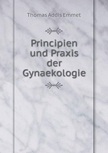 9785518985650: Principien und Praxis der Gynaekologie (German Edition)