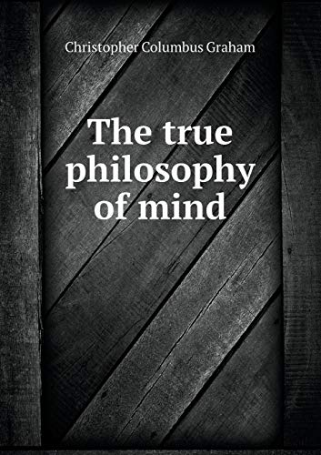 9785518995789: The true philosophy of mind