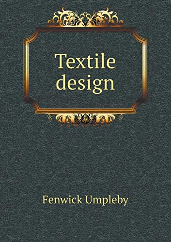 9785518996458: Textile Design