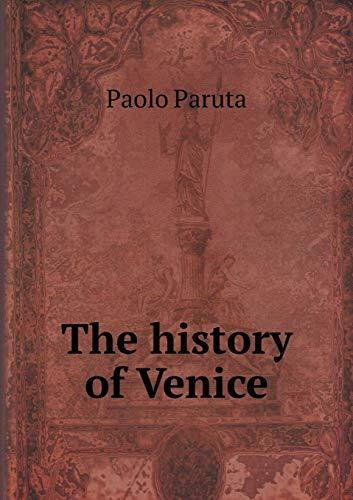 9785519001939: The history of Venice