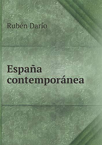 Espana Contemporanea: Ruben Dario