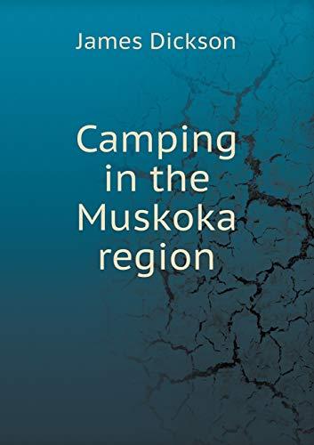 9785519011907: Camping in the Muskoka region