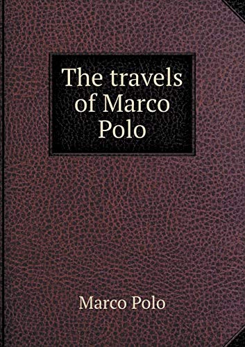 9785519013086: The travels of Marco Polo
