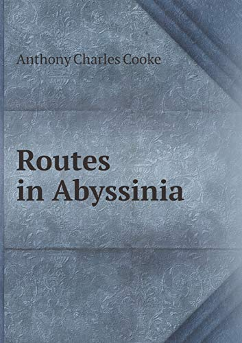9785519016261: Routes in Abyssinia