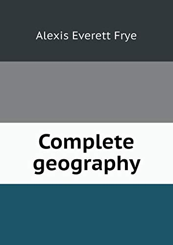 9785519016995: Complete Geography