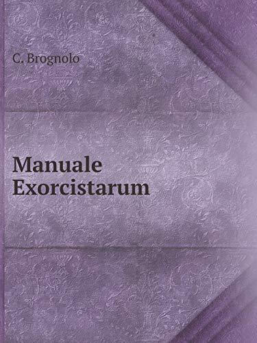 9785519053235: Manuale Exorcistarum