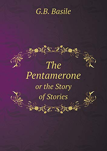 9785519071369: The Pentamerone or the Story of Stories