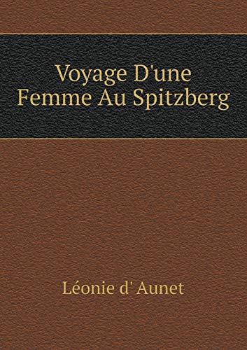 9785519075060: Voyage D'Une Femme Au Spitzberg