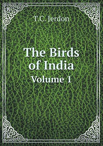 9785519082143: The Birds of India Volume 1