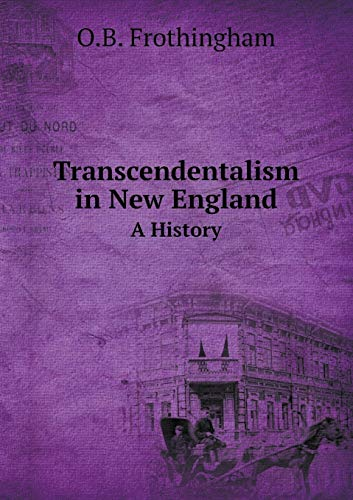 9785519094696: Transcendentalism in New England A History