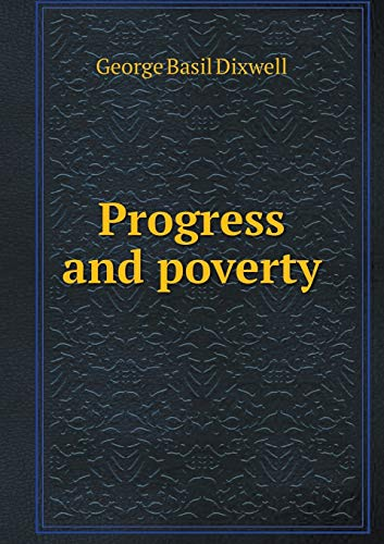9785519101752: Progress and poverty