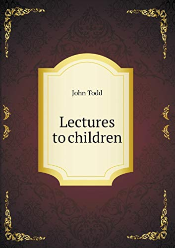 9785519138529: Lectures to children