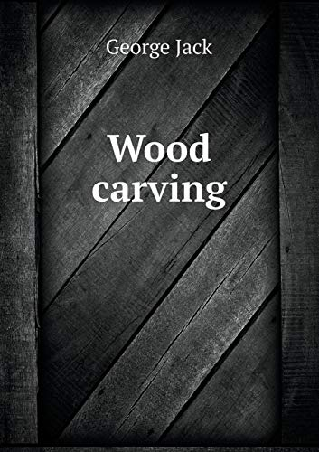 9785519142076: Wood carving