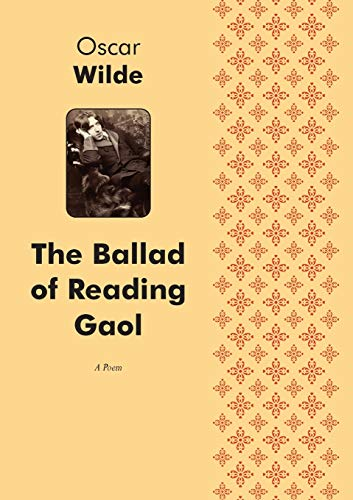 9785519160322: The Ballad of Reading Gaol A Poetry