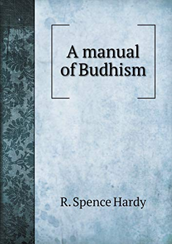 9785519203982: A manual of Budhism