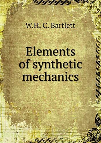 9785519219372: Elements of synthetic mechanics