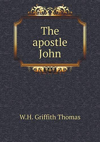 9785519245715: The apostle John