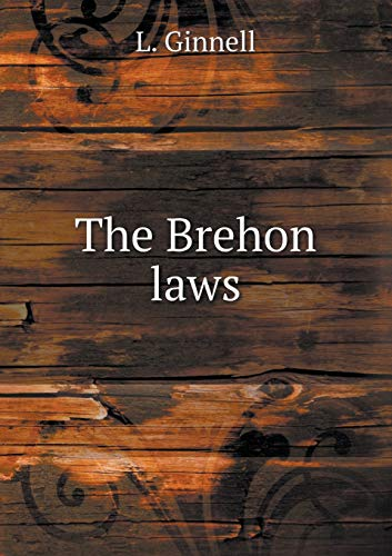 9785519270618: The Brehon laws