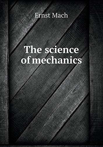 9785519270748: The science of mechanics