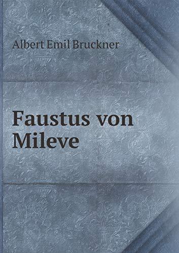 9785519286145: Faustus von Mileve (German Edition)