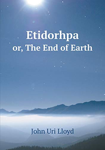9785519289085: Etidorhpa or, The End of Earth