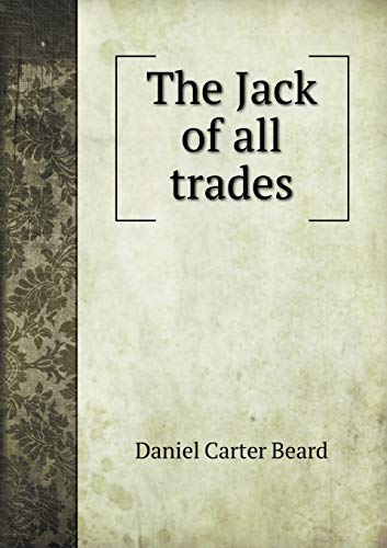 9785519308267: The Jack of all trades