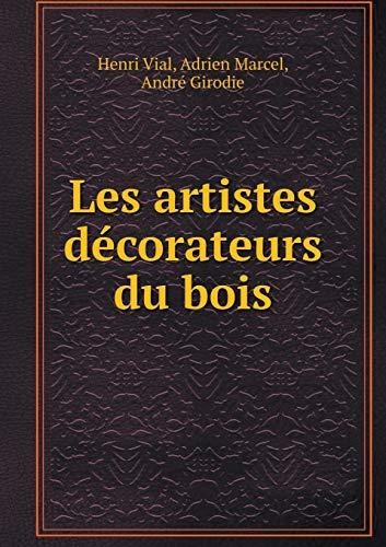 9785519323314: Les artistes décorateurs du bois (French Edition)