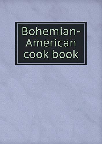 9785519324892: Bohemian-American cook book