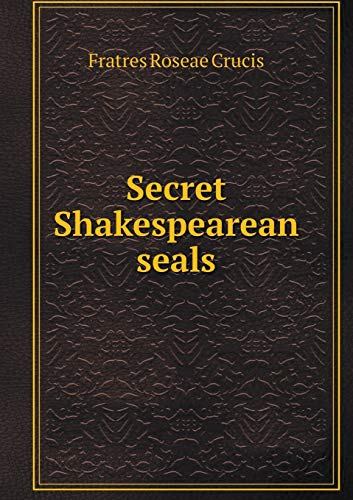9785519326506: Secret Shakespearean seals