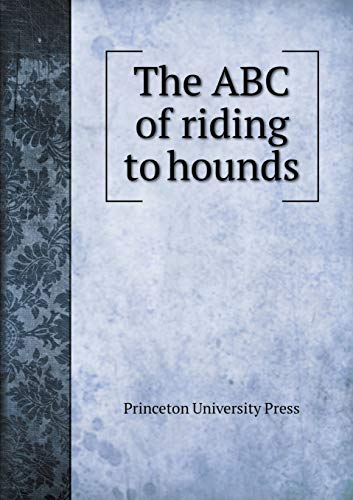 9785519329378: The ABC of riding to hounds