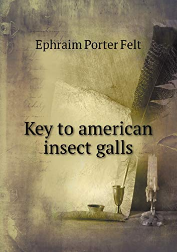 9785519331883: Key to american insect galls