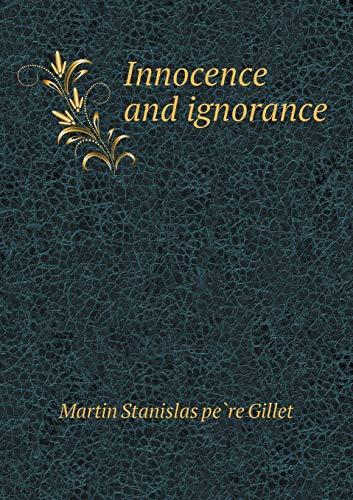 9785519339339: Innocence and ignorance